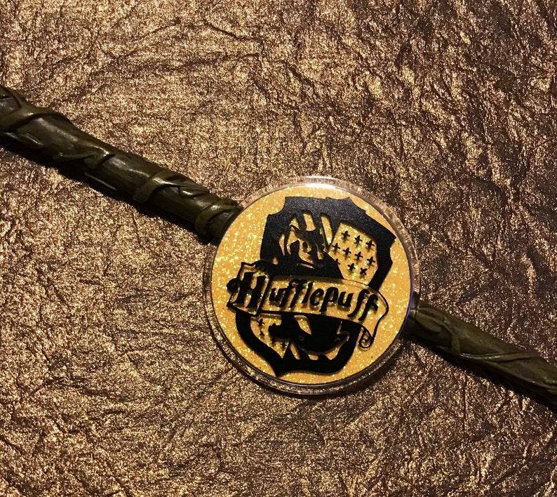 Hogwarts House Crests Sparkly PinsBadges