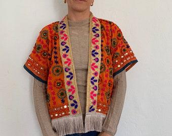 ibizadynamic handmade colourful kimono