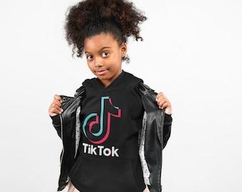 Tik Tok Music Custom Graphic Kids Boy Girl T Shirt