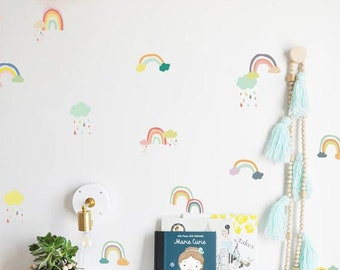 Kids Wall Stickers Etsy