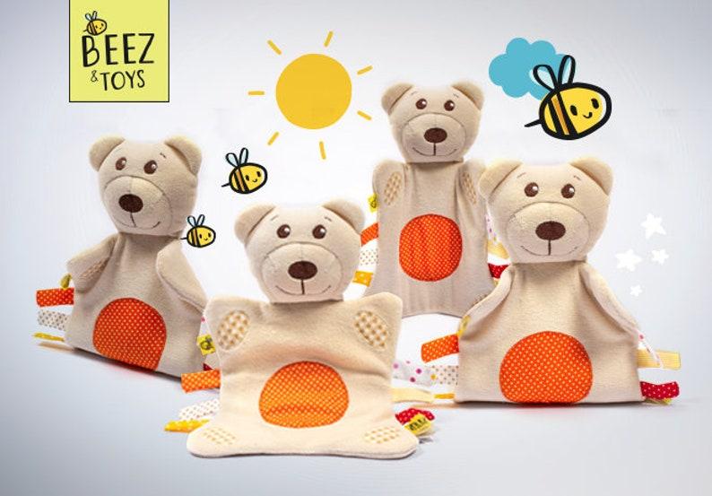 Beez&Toys Bee Bear image 0