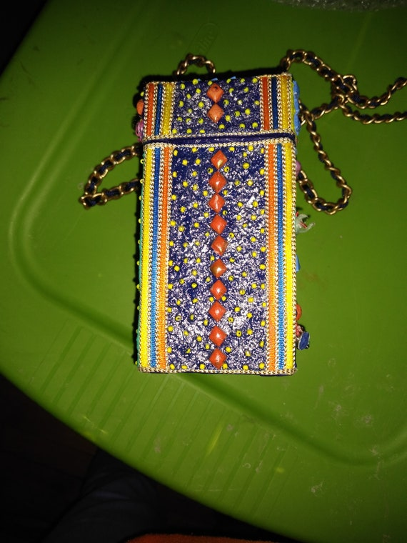 Box purse