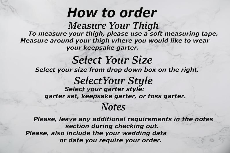 Ivory Garter Set Ivory Lace Garter Belt Wedding Garter Set