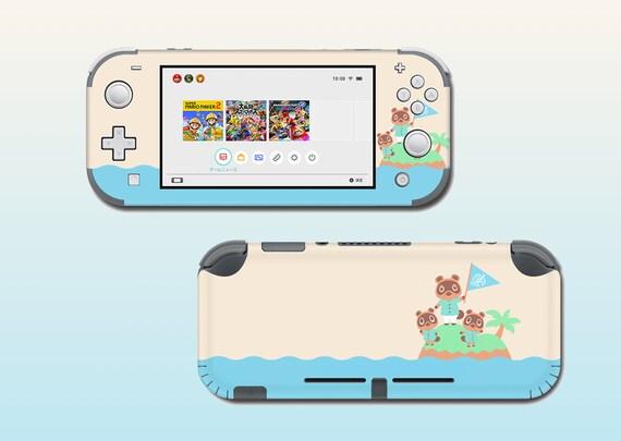 Animal Crossing Preorder Full Set Nintendo Switch Lite Skin Etsy