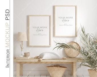 Frame mockup, Poster Mockup, Mockup in interior, Mockup Poster, Mockup, Mock, Minimalist mockup, Interior frame mockup