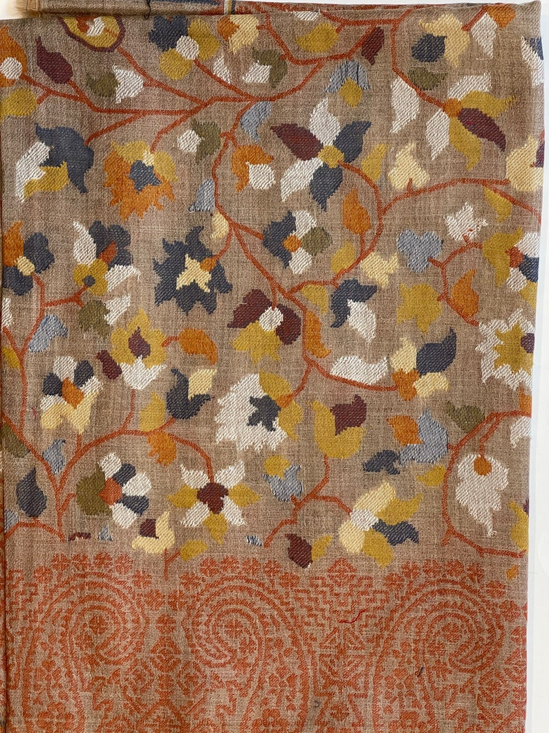 Kani Pashmina Shawl Scarf 100/% Wool Shafis By Gazala Stole