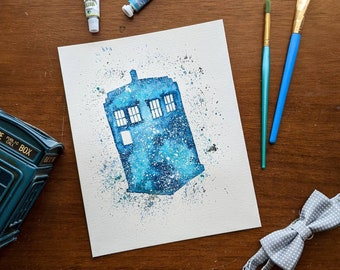 Octor Who Exploding Tardis Mailbox Cover Large /&Standard Size