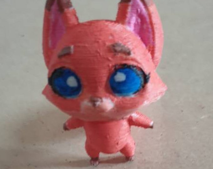 Cute firefox