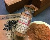 Iroko Tree Powder - Zuggans - Hoodoo Voodoo Witchcraft Wicca