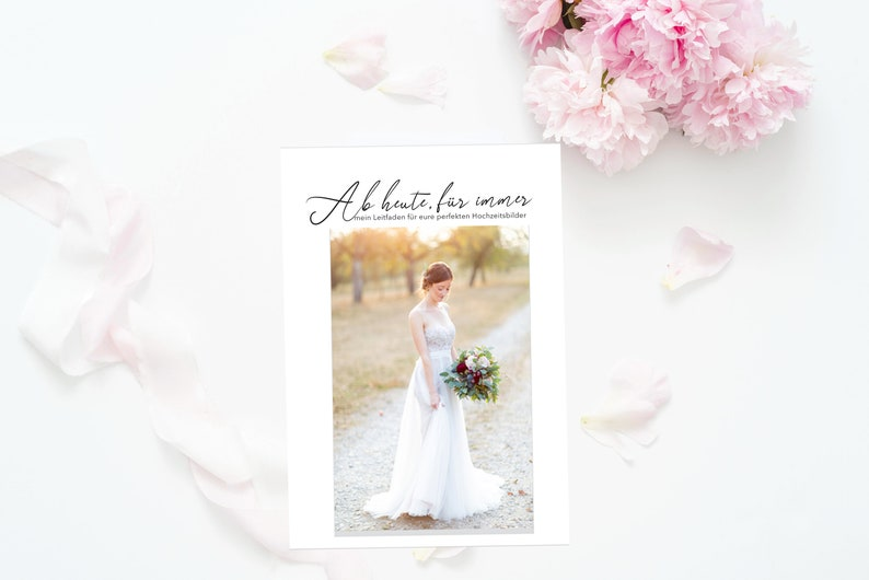 Wedding Magazine From today forever my guide to your image 0