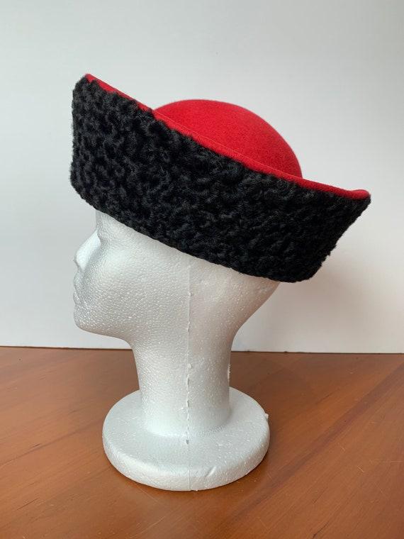 1980s Wool Hat