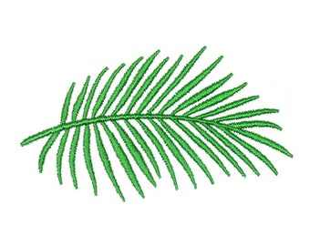 Palm Leaf Embroidery Etsy Yarnspirations is the spot to find countless free intermediate knit patterns, including the bernat tropical leaf knit pillow. palm leaf embroidery etsy