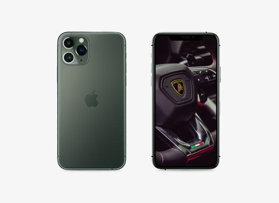 Iphone 11 Pro Hd Wallpaper Lamborghini Wallpaper Iphone Etsy