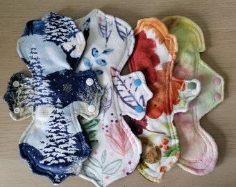 Custom GREMLINS reusable cloth menstrual pad
