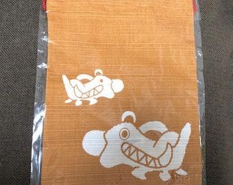 Kinchaku Purse Munakata Taisha Shrines gift
