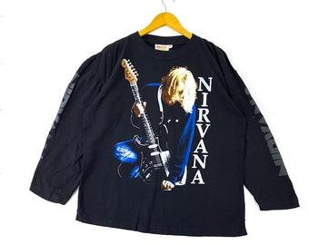 Vintage 00s 2000 the atomic bitchwax 2 album tour singles american rock band artwork drawing rare design grunge britpop promo t-shirts