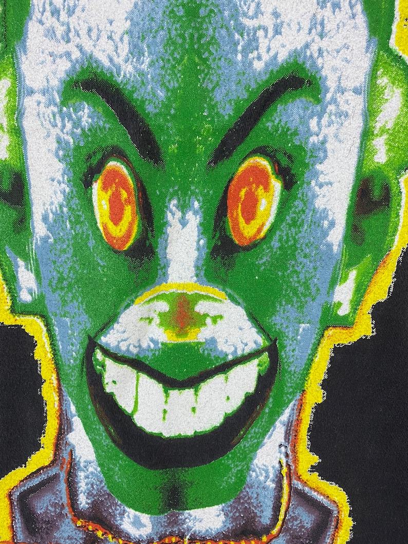 vintage 90s 1994 killing joke millenium album tour singles artwork drawing english rock post punk band icon big image promo t-shirts