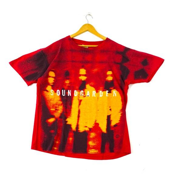 vintage 90s 1993 soundgarden superunknown allover