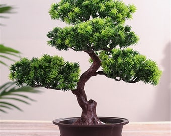 Artificial Pine Tree Etsy