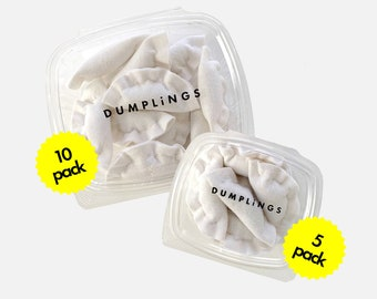 wool felt dumpling pack