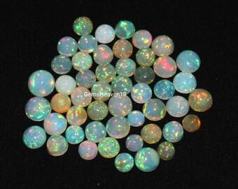 Ethiopian Welo Opal round beads 4-7 mm genuine opal round necklace natural opal round balls necklace Opal smooth opal Rounds necklace