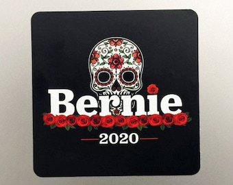 SANDERS FOR PRESIDENT 2020 bernie 25-500 Pack Stickers politic election vote