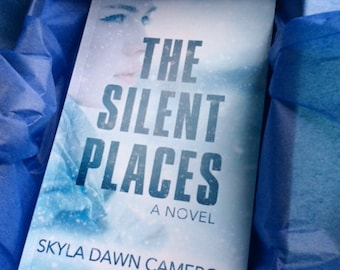 Signed Paperback Copy of The Silent Places