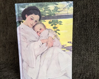 Mother and Child by Jessie Wilcox Smith Blank Book Writing Journal