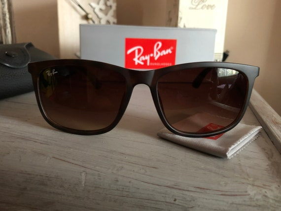 RayBan RB4328L Vintage Sunglasses (Authentic) - image 2