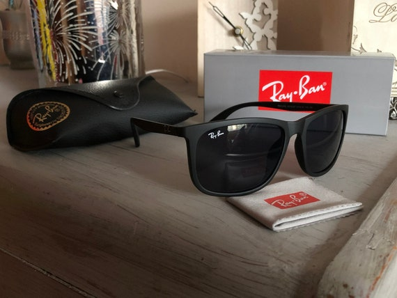 RayBan RB4328L Vintage Sunglasses (Authentic) - image 6