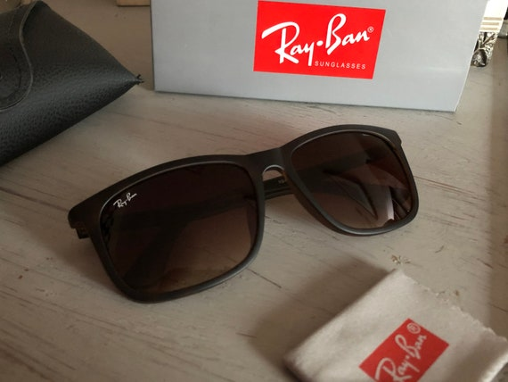RayBan RB4328L Vintage Sunglasses (Authentic) - image 5