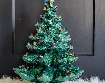 Ceramic Christmas Tree Large Atlantic Ceramic Christmas Tree With Extra Layers