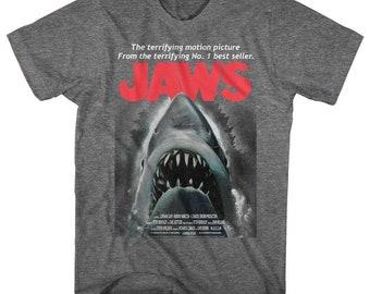 Jaws Movie Poster Shirt