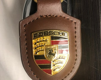 Porsche 944 Keyring Badge Style