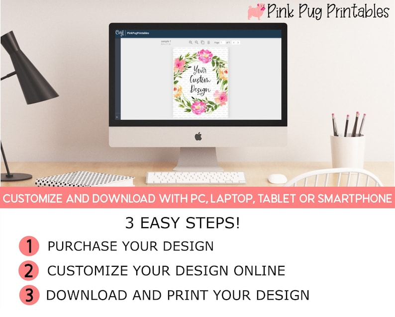 Etsy Review Card Ebay Thanks Custom Fashion Girl Customer Thank You Card Printables Poshmark Rating Card