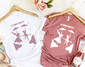 Marriage Proposal,In Omnia Paratus Shirt, Love Forever Shirt,Gilmore Girl Inspired Tee, Life and Death Brigade Shirt, Cute Couple Love Shirt