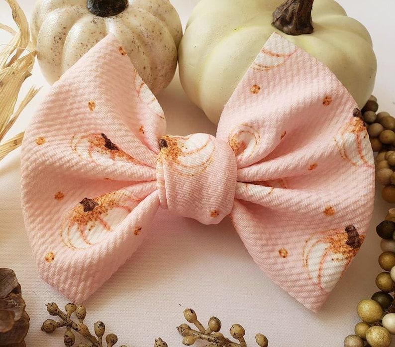 Pretty In Pink Pumpkin