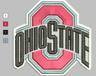 Ohio State Design Etsy