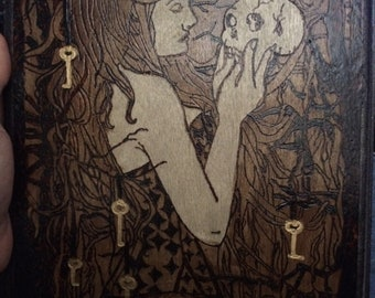Keeper of the Keys Goddess of the Woods