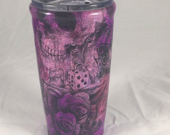 Tattoo 20 oz Tumbler