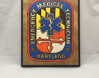 Emergency Medical Technician Maryland