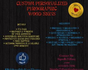 Custom Signs