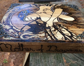 Mother of Dragon Book Box