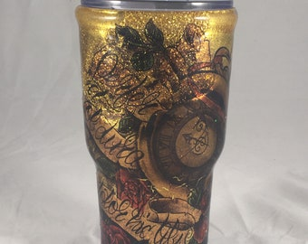 Tattoo 30 oz Tumbler