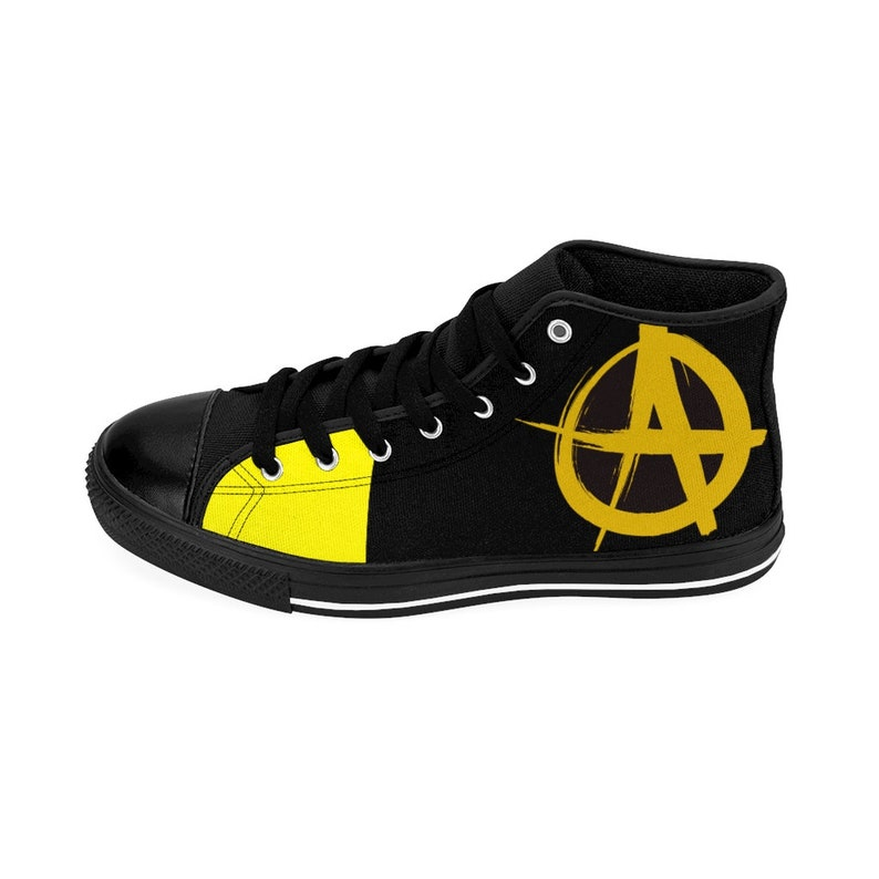 Libertarian Women's High-top Sneakers d0rvqVR2