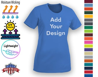 Custom Women's Jersey with Full Color Design