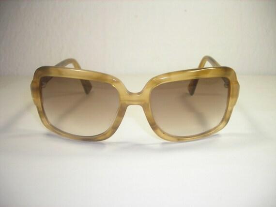 Vintage sunglasses Prego unisex 70s