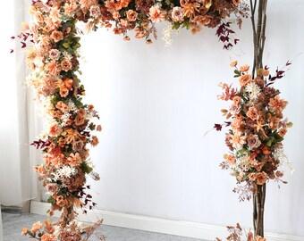 Silk Flower Arch Etsy
