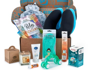 Taking Cancer A Day At A Time | Cancer Pamper Pack | Cancer Comfort Box | Cancer Care Box | Chemo Care Package | Breast Cancer Gifts