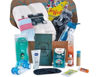 Living With Cancer Gift Hamper | Cancer Survivor Gift | Cancer Gifts | Cancer Care Package | Cancer Treatment Gifts